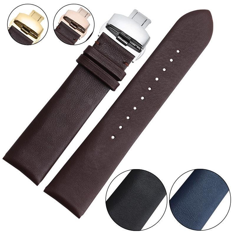 18Mm 20Mm 22Mm Leather Watch Strap [3 Variations]