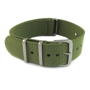 18mm 20mm 22mm Nylon NATO Watch Strap [13 Variations]
