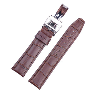 20Mm 21Mm 22Mm Leather Watch Strap [2 Variations]