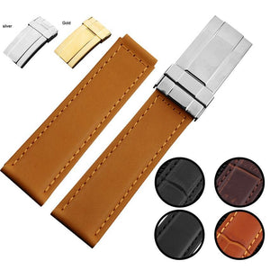 20Mm Leather Watch Strap [5 Variations]