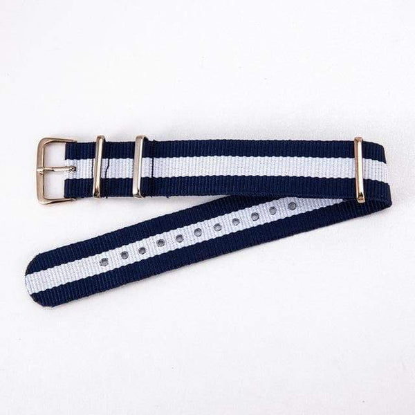 20mm Nylon NATO Watch Strap [9 Variations]