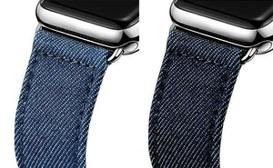 Denim Apple Watch Bands [2 Variations]