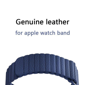 Leather Apple Watch Bands [7 Variations]