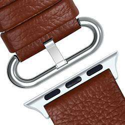 Leather Watch Bands For Apple Watch [15 Variations]