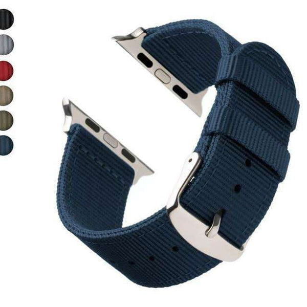 Nylon Watch Bands for Apple Watch [W107]