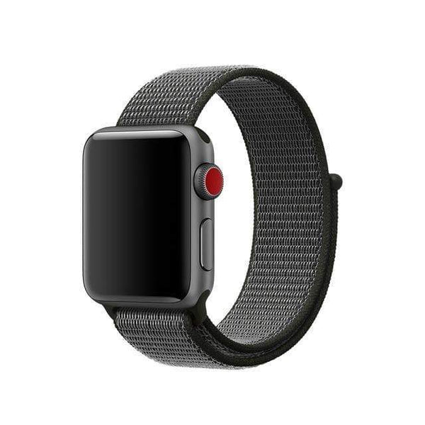 Nylon Watch Bands For Apple Watch [21 Variations]