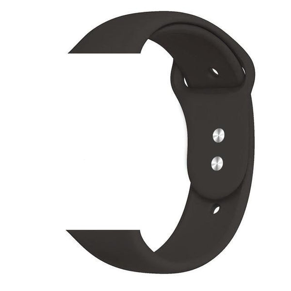 Silicone Watch Bands For Apple Watch [25A Variations]