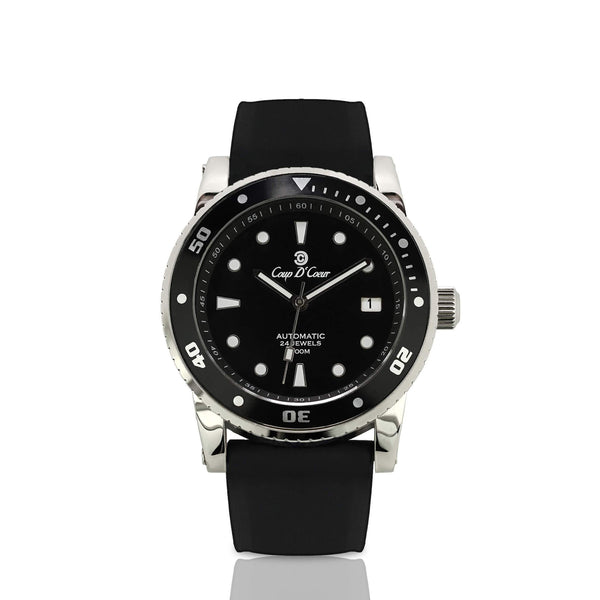 Watch - SGC Classic Black Automatic Watch [16 Variations]