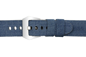 Watch Straps - 22mm Limited Edition Denim Watch Strap