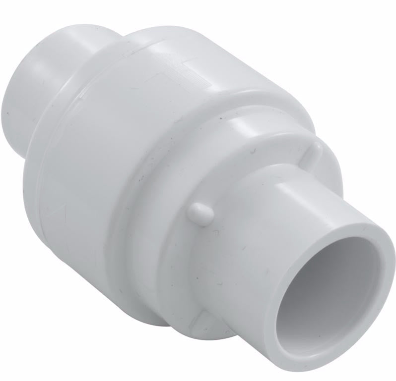 half inch water check valve 0801-05 made by magic plastics