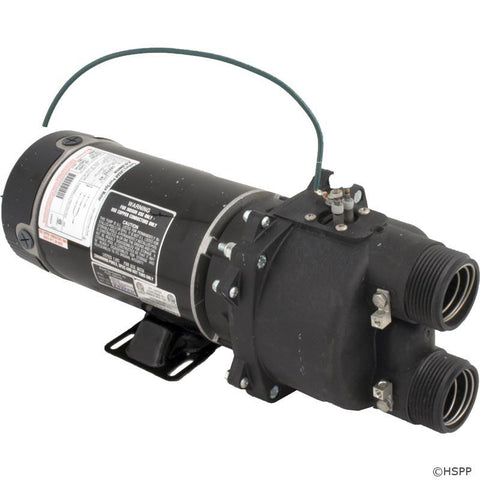 "Acura Spa Pump, Acura Aquaheat, 1.5hp, 115v, 2-Spd, 48fr, 1-1/2"" (15U2-115)"