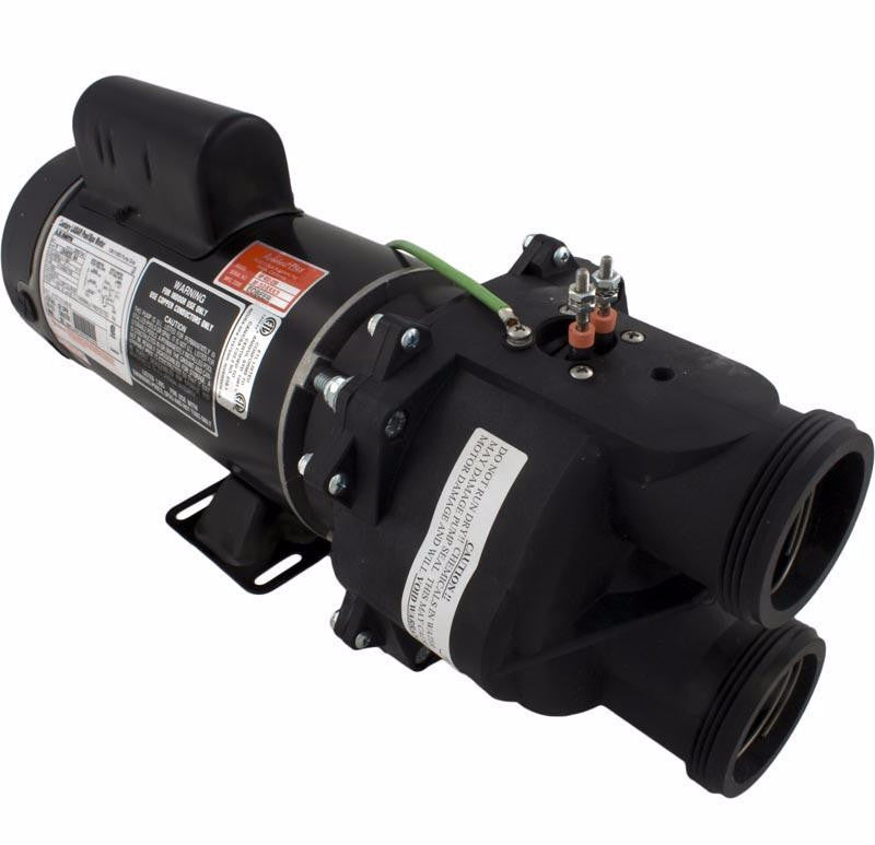 "Acura Spa Pump, Aquaheat Plus, 4.5hp, 230v, 2-Spd, 48fr, 2"" (AP402-230)"