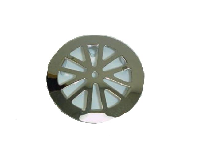Jacuzzi 4132827  Pop up drain waste strainer Chrome