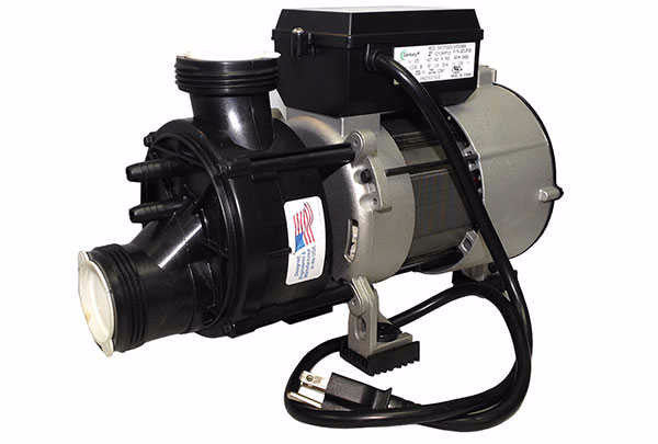 Balboa Olympian Pump 3/4HP, 7.5a, 115v, Air Switch (97311) Replacement Pump