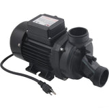 Hydrabaths Bath Pump, 61000CD-RS, 10a 120v 1 hp Air Switch, Cord