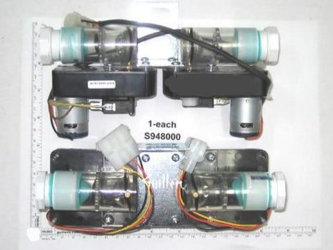 Jacuzzi Electronic Air Volume Control Valve & Bracket (S948000)