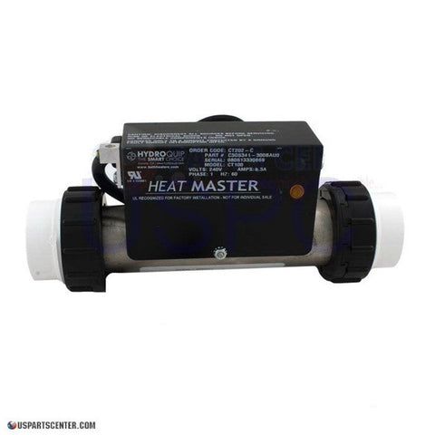 PH203-20UV, In-Line Vacuum, 240v 2.0kw, 3' bare cord