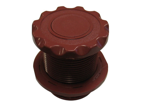 "Air Button, #10 ""Power Touch"" Scalloped Raspberry Puree"