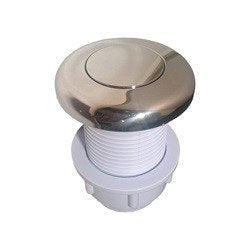 "Futura Air Button, 1-1/8"" hole size, (FBA-xx)"