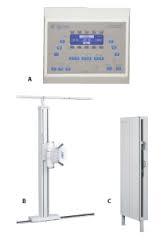 *Carestream Quantum DC X-Ray Suite