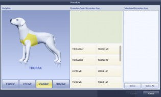 Vatech - VetVIEW Software