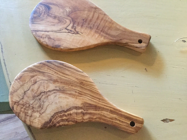 Olive wood cutting boards - XS