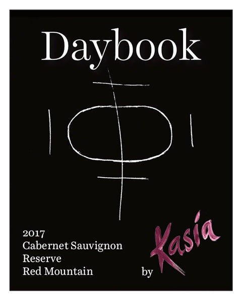 Wine- Daybook- Reserved Cabernet Sauvignon - 2017