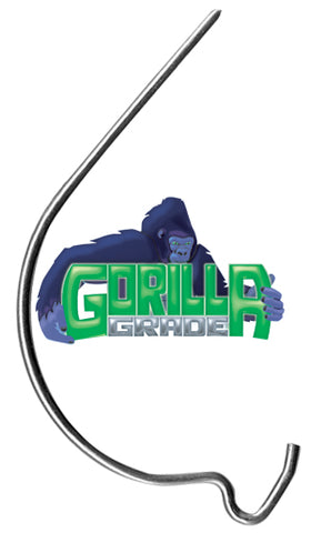 The Original Monkey Hook Gorilla Grade Wall Hanger