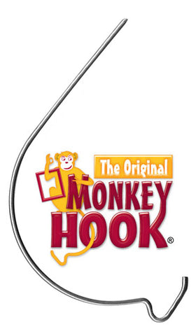 The Original Monkey Hook Wall Hanger