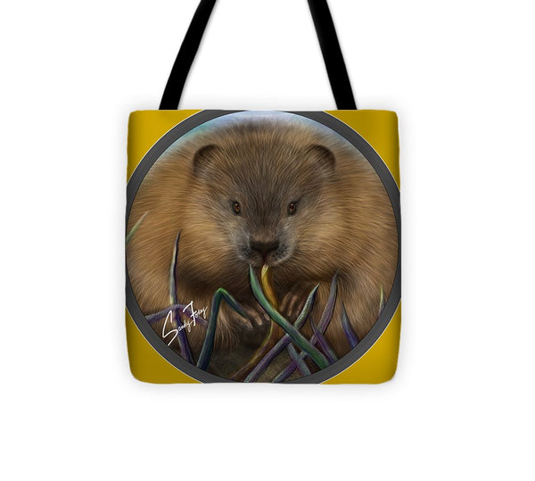 Beaver Spirit Guide - Tote Bag