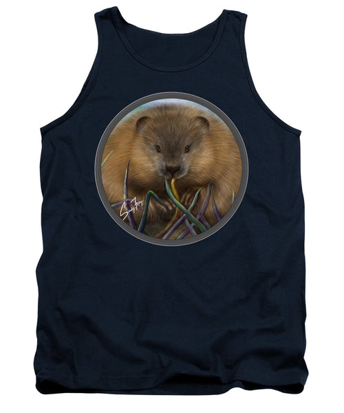 Beaver Spirit Guide - Tank Top