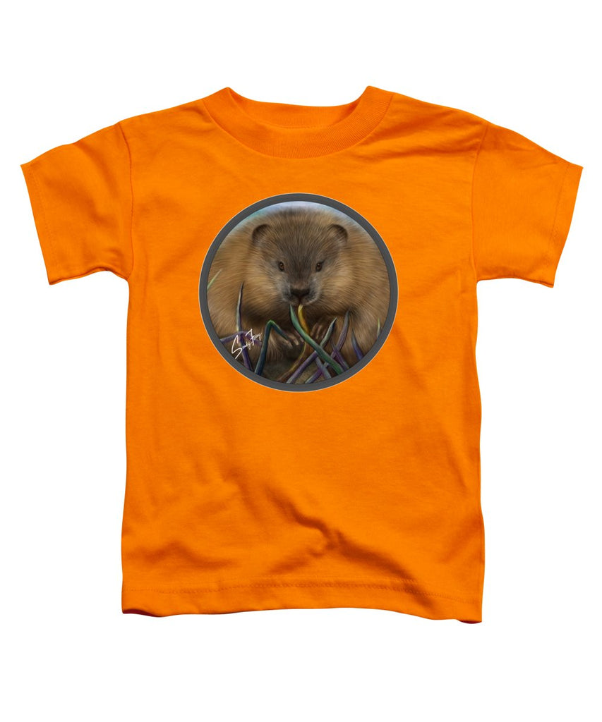 Beaver Spirit Guide - Toddler T-Shirt