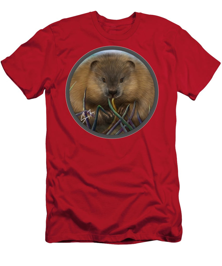 Beaver Spirit Guide - T-Shirt