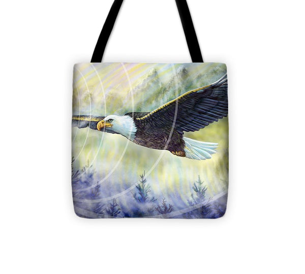 Eagle Rising - Tote Bag