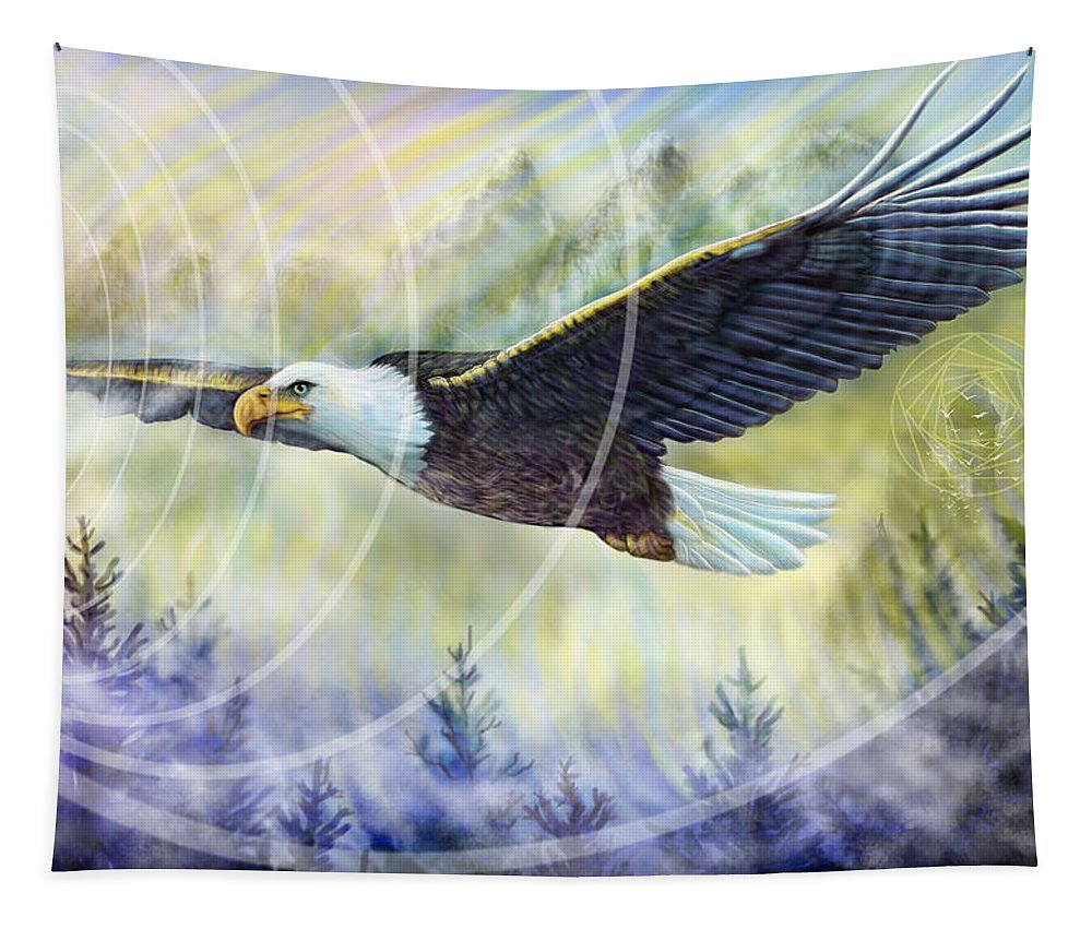 Eagle Rising - Tapestry
