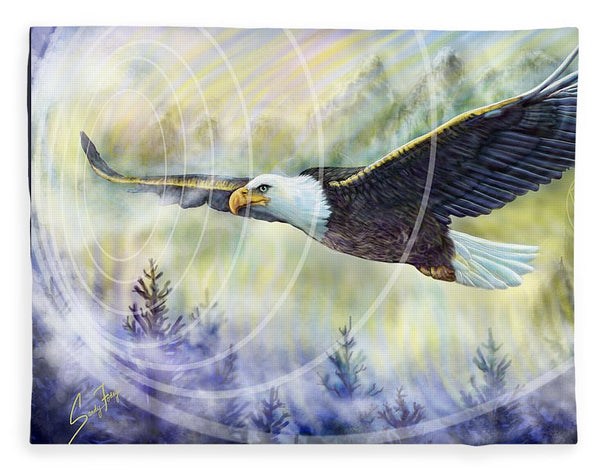 Eagle Rising - Blanket