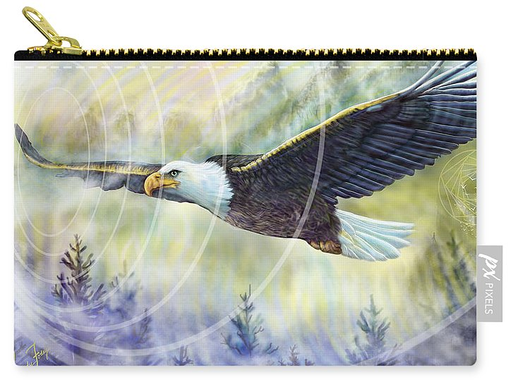 Eagle Rising - Carry-All Pouch