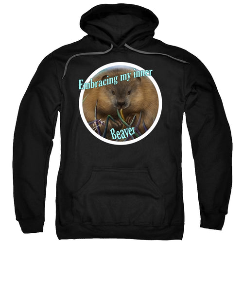 Embracing Beaver - Sweatshirt