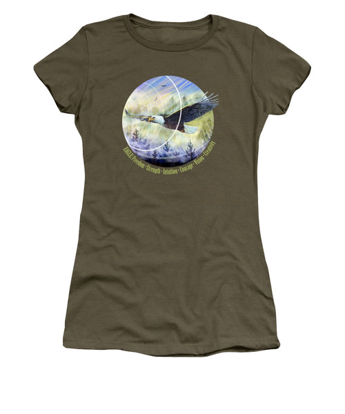 Freedom Eagle - Women's T-Shirt