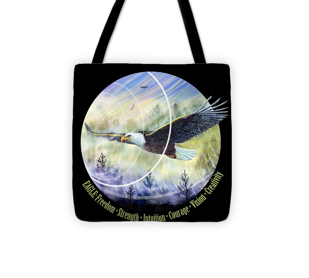 Freedom Eagle - Tote Bag