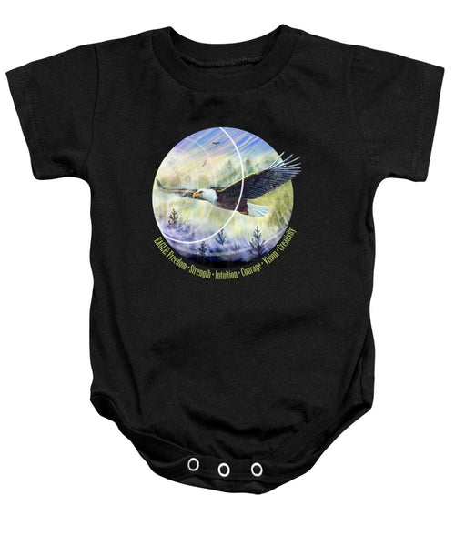Freedom Eagle - Baby Onesie