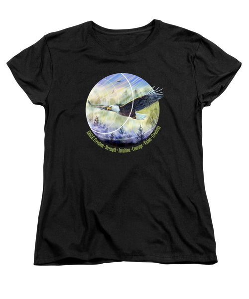 Freedom Eagle - Women's T-Shirt (Standard Fit)