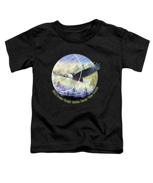 Freedom Eagle - Toddler T-Shirt