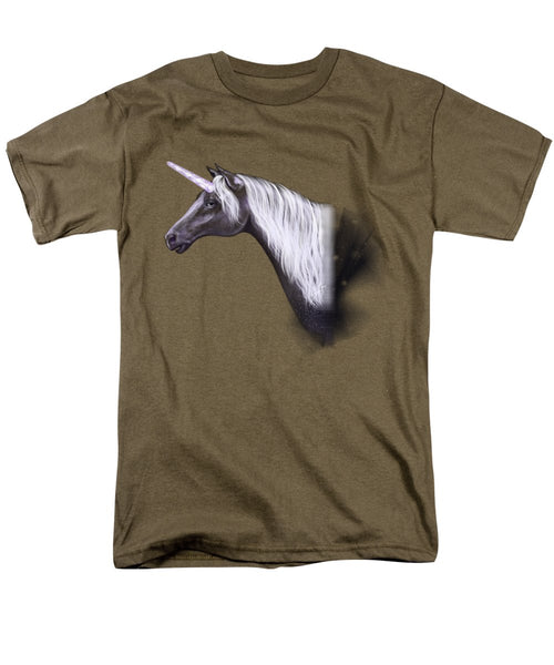 Galactic Unicorn - Men's T-Shirt  (Regular Fit)