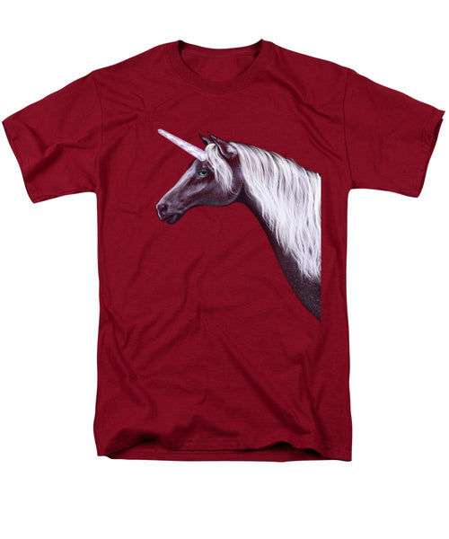 Galactic Unicorn V2 - Men's T-Shirt  (Regular Fit)