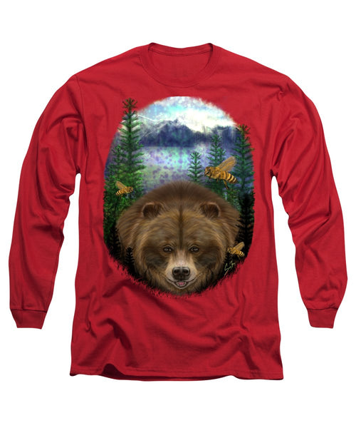 Honey Bear - Long Sleeve T-Shirt