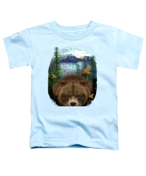 Honey Bear - Toddler T-Shirt