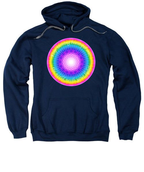 Keep Shining Beautiful One - Sweatshirt