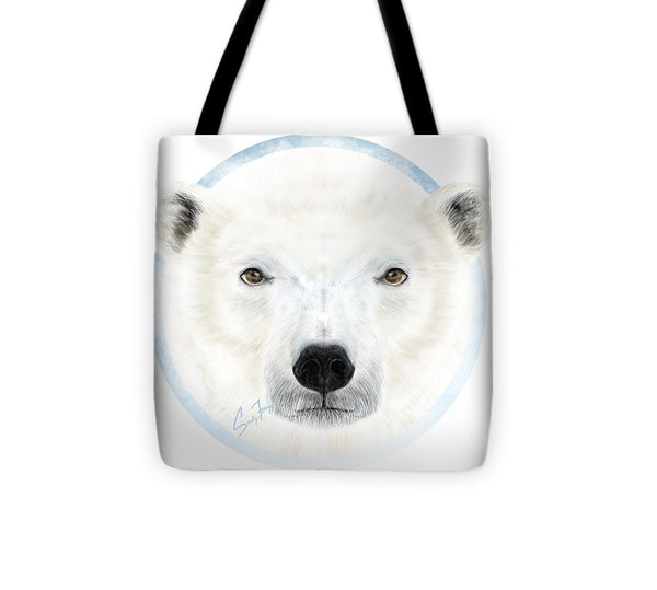 Polar Bear Spirit - Tote Bag