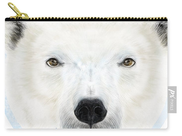 Polar Bear Spirit - Carry-All Pouch